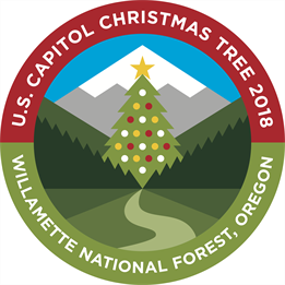 Jan. 19, 2020 And Christmas Tree And Sweet Home Oregon Sweet Home Ranger Station to Provide Capitol Christmas Tree